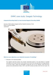 thumbnail of 2016-02-12-Integrated Recording Model for Heat Assisted Magnetic Recording (HAMR)-seagate