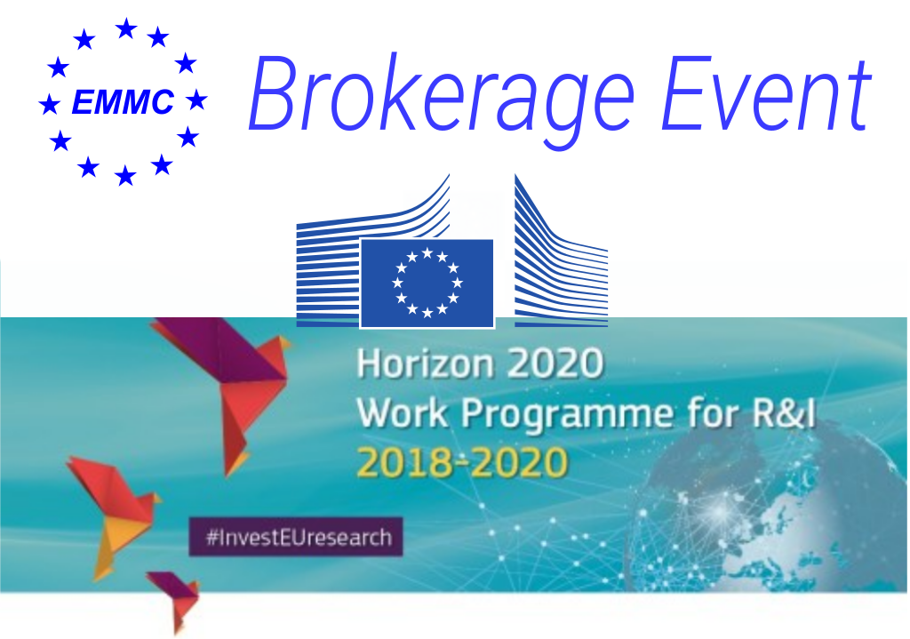 EMMC  Brokerage and networking event 2017