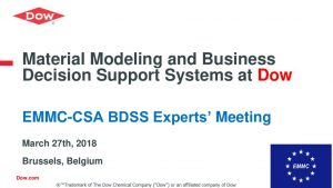 thumbnail of DOW – Business Decision Support System (BDSS) – EMMC website